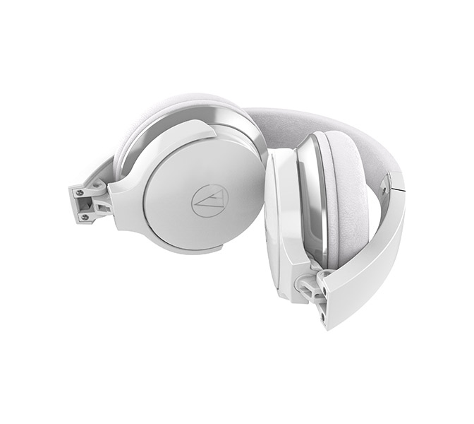 Audio-Technica ATH-AR3iS white