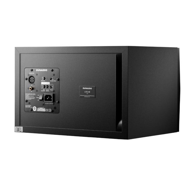 Dynaudio Professional LYD 48 Black LEFT