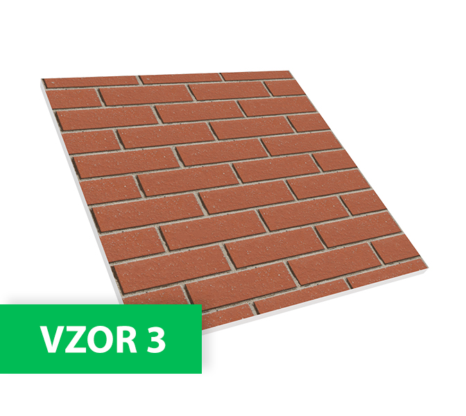 Flat Panel VMT - Brick Collection, pack 8ks