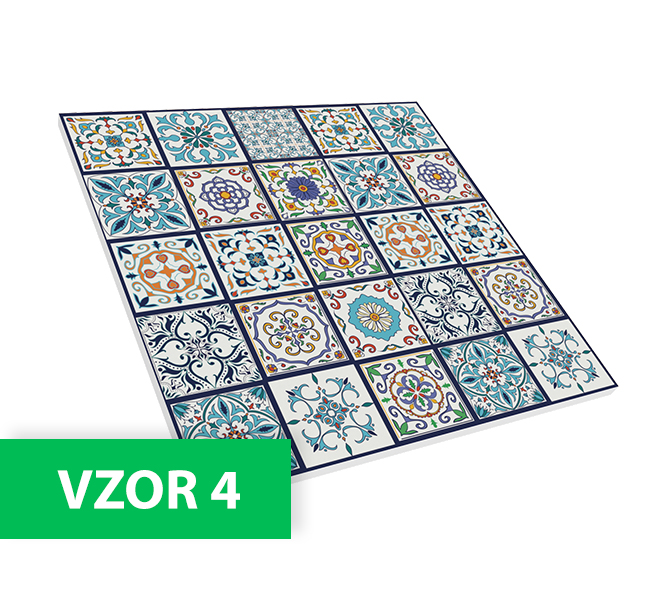 Flat Panel VMT - Tiles Collection, pack 8ks