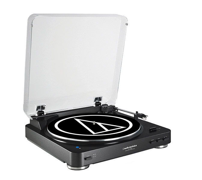 Audio-Technica AT-LP60BKBT