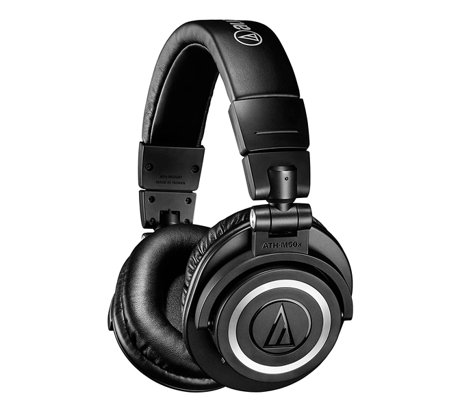 Audio-Technica ATH-M50x BT