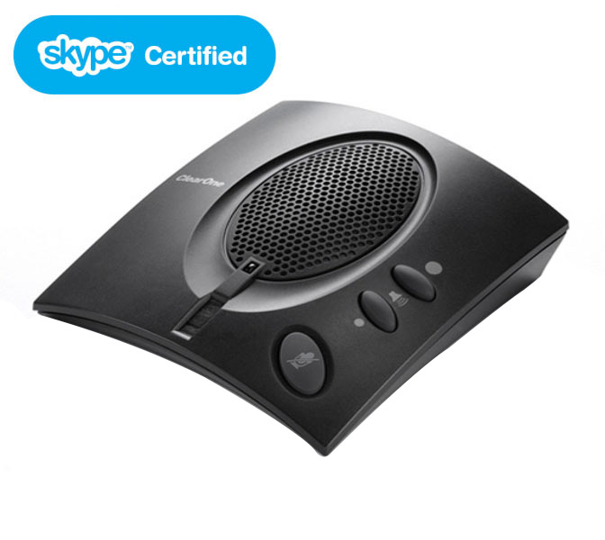 ClearOne - CHAT 60 - USB Speakerphone pre Skype