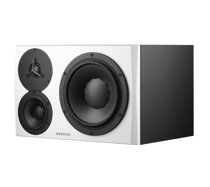 Dynaudio Professional LYD 48 White LEFT