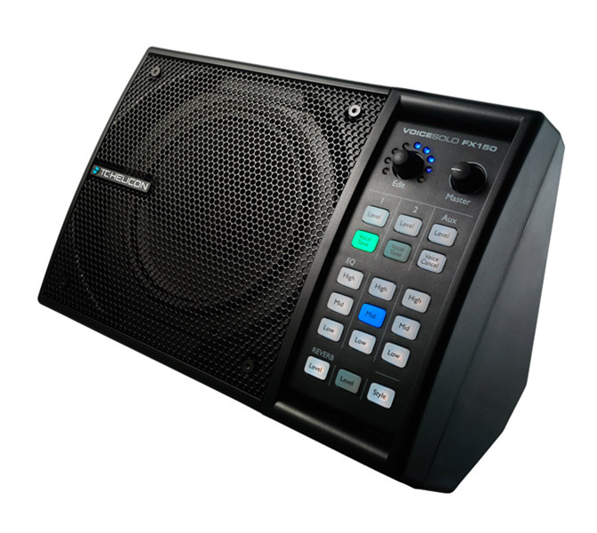 TC-Helicon, VoiceSolo FX150